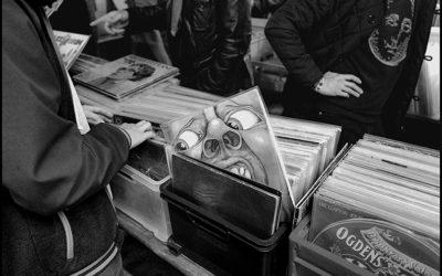 15. Vinyl records bazaar - Vienna 2015