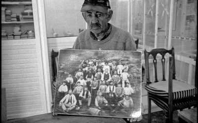 40. The miners of Serifos 2001