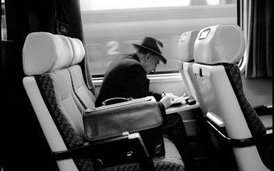 8. Train to Budapest